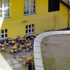 Отель Scandic Paasi столовая на открытом воздухе