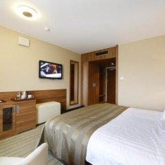Haston City Hotel 4* Стандартный номер с различными типами кроватей фото 4