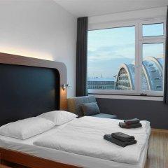 aletto Hotel Kudamm 3* Стандартный номер с различными типами кроватей фото 2