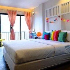 FIN Hostel Phuket Kata Beach Улучшенный номер с различными типами кроватей