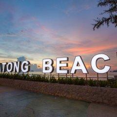 Отель Cool Sea House пляж фото 2