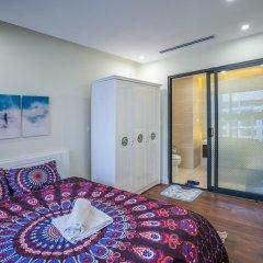 Отель Vistay Улучшенные апартаменты с различными типами кроватей