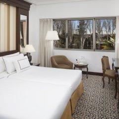 Отель Meliá Barajas 4* Номер Melia с 2 отдельными кроватями