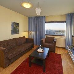 Отель Scandic Helsinki Aviacongress 3* Люкс с различными типами кроватей фото 2
