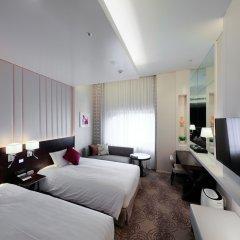 Solaria Nishitetsu Hotel Seoul Myeongdong 3* Стандартный номер с 2 отдельными кроватями фото 2