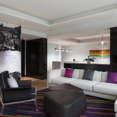 Отель Le Meridien Saigon 5* Представительский люкс с различными типами кроватей
