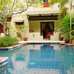 Отель Kata Country House открытый бассейн