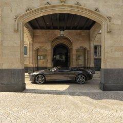 Отель Rocco Forte Villa Kennedy вход в здание