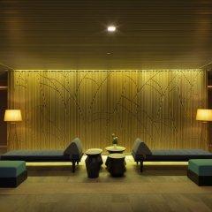 Отель Le Meridien Phuket Beach Resort лобби лаундж
