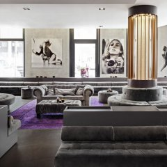 Hotel AMANO Berlin вестибюль