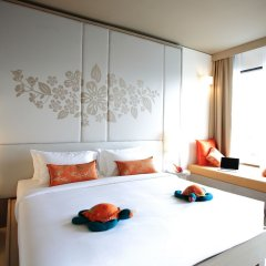 Отель Proud Phuket 4* Улучшенный номер с различными типами кроватей