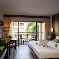 Отель Deevana Patong Resort & Spa 4* Номер Делюкс с различными типами кроватей