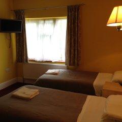 Acton Town Hotel 2* Стандартный номер с различными типами кроватей