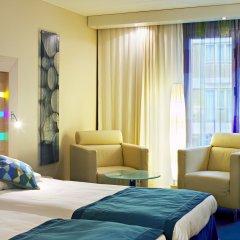 Radisson Blu Scandinavia Hotel 4* Стандартный номер с различными типами кроватей фото 2