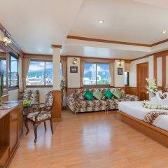 Отель Tiger Inn 3* Люкс с различными типами кроватей фото 3