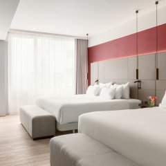 NH Collection Amsterdam Grand Hotel Krasnapolsky 5* Стандартный номер с различными типами кроватей фото 2