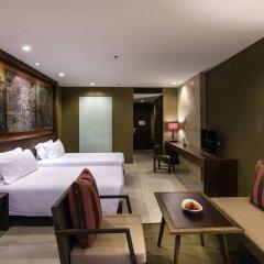 Отель Sunsuri Phuket 5* Улучшенный номер с различными типами кроватей фото 4