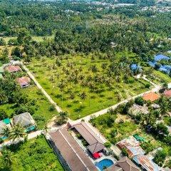 Отель Tropical Palm Resort Самуи
