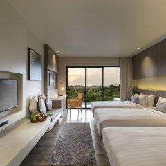Hotel IKON Phuket 4* Номер Премиум разные типы кроватей фото 2