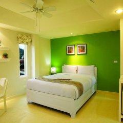 Отель The Beach Boutique House 3* Улучшенный номер с различными типами кроватей