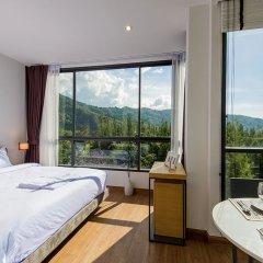 Отель Hill Myna Condotel 3* Номер Делюкс с разными типами кроватей фото 3
