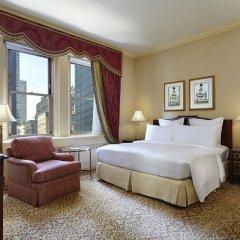 Отель Waldorf Astoria New York Нью-Йорк комната для гостей фото 5