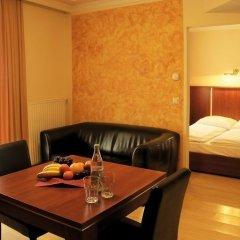 Hotel ATLAS Residence 3* Стандартный семейный номер с двуспальной кроватью