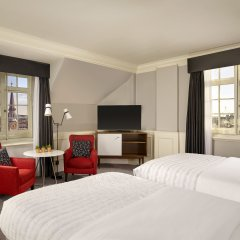 Отель Le Meridien Piccadilly 5* Стандартный семейный номер с 2 отдельными кроватями