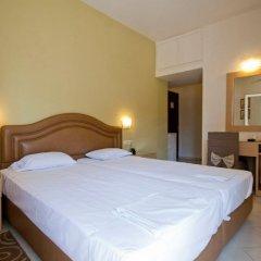 Kronos Hotel 2* Стандартный номер с двуспальной кроватью фото 6