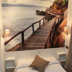 Отель Hostal Comercial Стандартный номер с различными типами кроватей