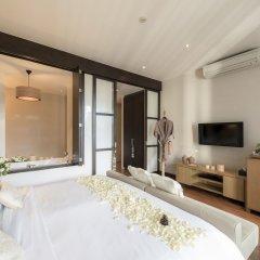 Отель The Sea Koh Samui Boutique Resort & Residences Самуи комната для гостей фото 13