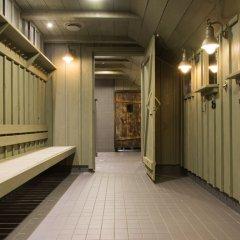 Отель Eurohostel - Helsinki сауна