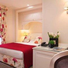 Hotel Queen Mary Paris 3* Стандартный номер с различными типами кроватей