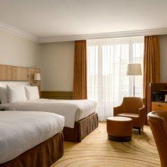 Paris Marriott Champs Elysees Hotel 5* Улучшенный семейный номер