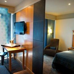 Отель Baud Hôtel Restaurant 4* Номер Делюкс с различными типами кроватей