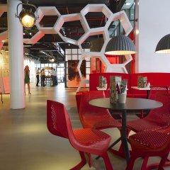 Отель Radisson RED Brussels ресторан фото 2