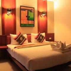 Отель Patong Hemingways 3* Стандартный номер разные типы кроватей