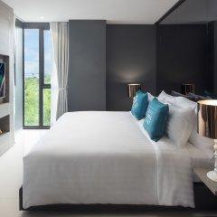Отель X2 Vibe Pattaya Seaphere Residence 4* Номер Делюкс с разными типами кроватей