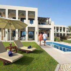 Отель Hilton Ras Al Khaimah Resort & Spa 5* Вилла с различными типами кроватей