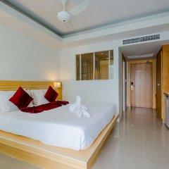 Aspery Hotel 3* Стандартный номер с различными типами кроватей