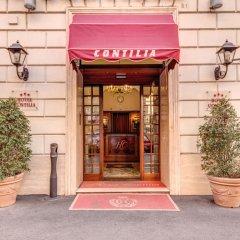 Hotel Contilia площадка для барбекю/пикника фото 3