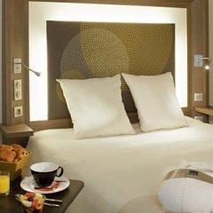 Отель Novotel Rennes Alma 4* Представительский номер с различными типами кроватей