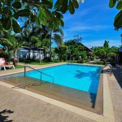 Phuket Airport Hotel открытый бассейн фото 3