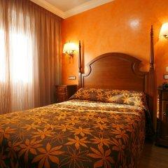 Отель Hostal Victoria I Стандартный номер с двуспальной кроватью