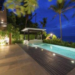 Отель The Sea Koh Samui Boutique Resort & Residences Самуи вид из номера