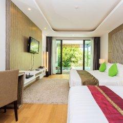 Отель Wyndham Sea Pearl Resort Phuket 4* Стандартный номер с различными типами кроватей