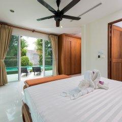 Отель Layan Villas 4* Вилла с различными типами кроватей