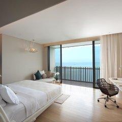 Отель Hilton Pattaya 5* Номер Делюкс с различными типами кроватей фото 4