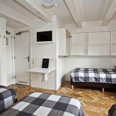 Hotel Hegra Amsterdam Centre 2* Стандартный номер с различными типами кроватей