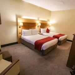 Arora Hotel Manchester 4* Улучшенный номер с различными типами кроватей фото 4